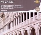 Violin Concertos+String Sinfonien 1 von Shlomo Mintz,Israel Chamber Orchestra (2014)