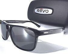 a9d027f706 item 4 NEW  REVO HOLSBY Black Wood grain w POLARIZED Grey Graph Lens  Sunglass 1019 01 -NEW  REVO HOLSBY Black Wood grain w POLARIZED Grey Graph  Lens ...