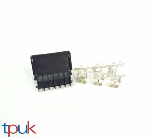 ESCORT MK3 MK4 SIERRA MK1 REAR LAMP BULB HOLDER CONNECTOR LOOM PLUG BRAND NEW