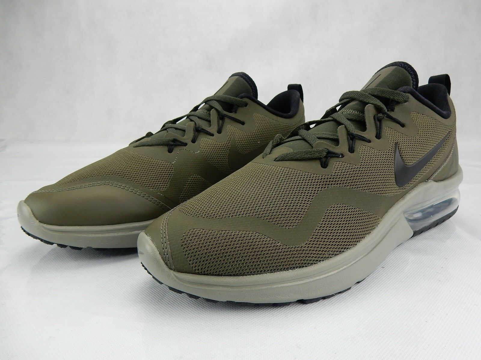 Nike Air Max Fury Cargo Khaki Black AA5739-300 Mens Shoes S Size 10 New Sneakers