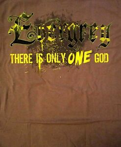 EVERGREY-cd-lgo-THE-GOD-WITHIN-Official-Brown-SHIRT-LAST-LRG-is-only-one-God-OOP
