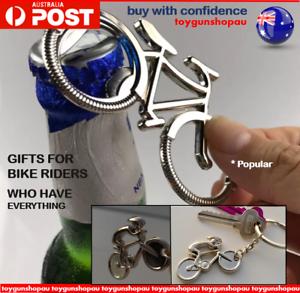 Cycling-Gift-Bike-Rider-Keyring-Bike-Beer-Bottle-Opener-Racing-Bike-Keyring