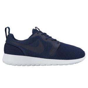 1733e95448f5 Nike Roshe One Hyperfuse Breathe BR Men s Running Shoes Midnight ...