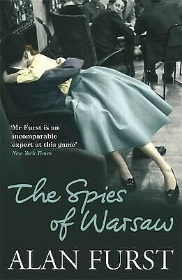 The Spies of Warsaw, Alan Furst, genre: historie