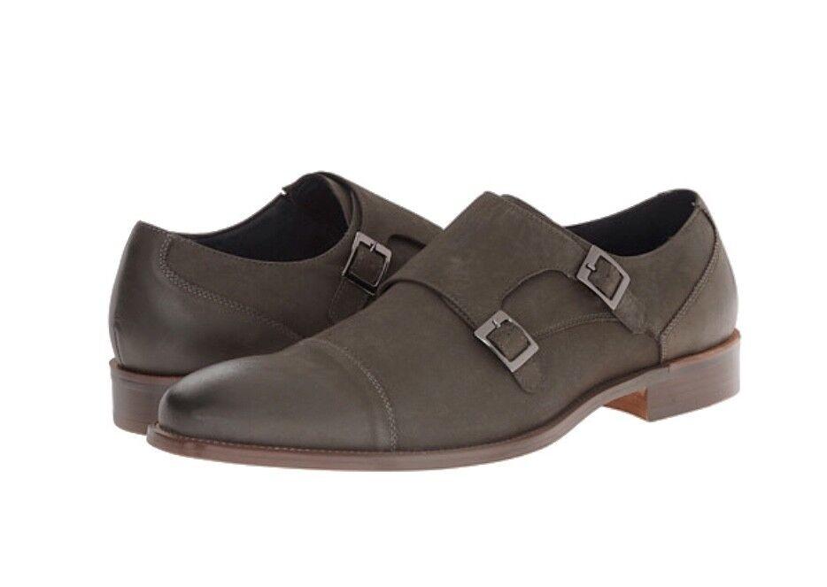Steve Madden Renew Loafers GREY 12M Scarpe Scarpe Scarpe classiche da uomo 51937e