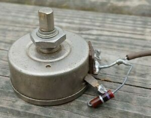 Vintage-POTENTIOMETER-K27J311-19-Stamped-50-11-453