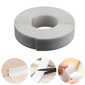 bande d 39 tanch it self dissipateur waterproof tape salle de douche mastic blanc ebay. Black Bedroom Furniture Sets. Home Design Ideas