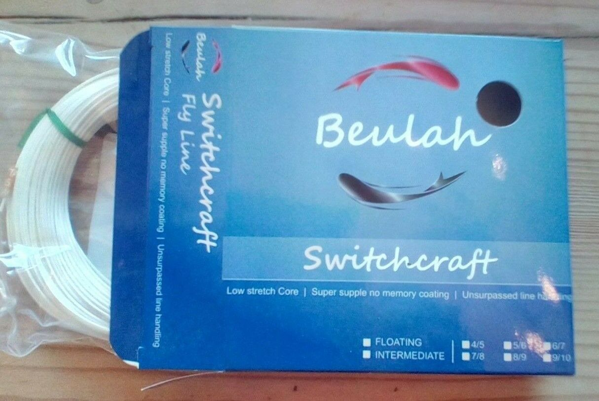 Beulah GB 9 10 wt Switchcraft Floating Fly Fishing