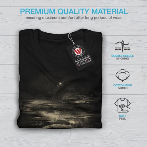 Wild Ocean Graphic Design Wellcoda Shark Great White Mens Long Sleeve T-shirt