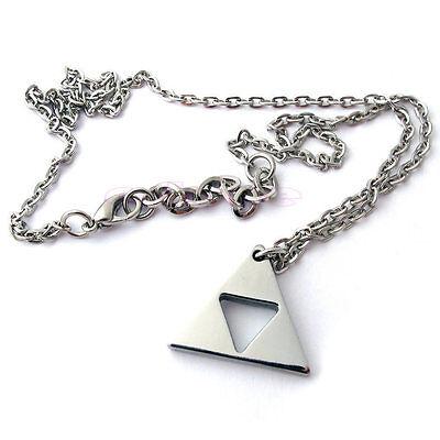 Charm Women Men Long Chain Metal Pendant Necklace Sweater Chain