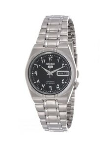 Seiko-5-SNK063J5-Automatic-Watch-Made-in-Japan-RARE-Arabic-Dial-UK-SELLER