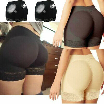 Women/'s Butt Lift Enhancer Booty Padded Underwear Pants Control Slim Body Shaper