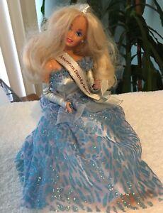 Vintage 1991 Barbie American Beauty Queen Ebay