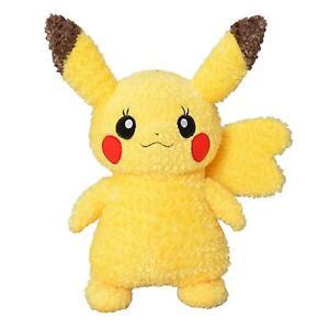 Pokemon-Center-Limitada-Original-Muneca-De-Felpa-Pikachu-039-s-Closet-Hembra-Importado-De-Japon