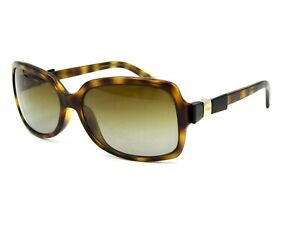 Furla Scilla Women's Polarized Sunglasses, 748P Tortoise / Brown Gradient #15G