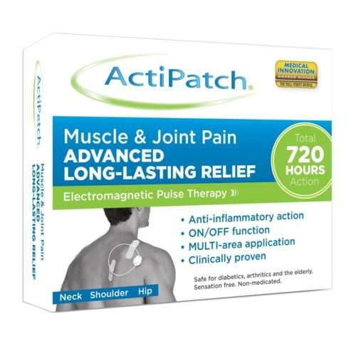 ActiPatch Muscle and Joint Pain Pulsed Electromagnetic Therapy