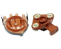 Bmw E28 533i L6 3.2 83-84 Bosch Distributor Rotor And Cap Ignition Kit on sale