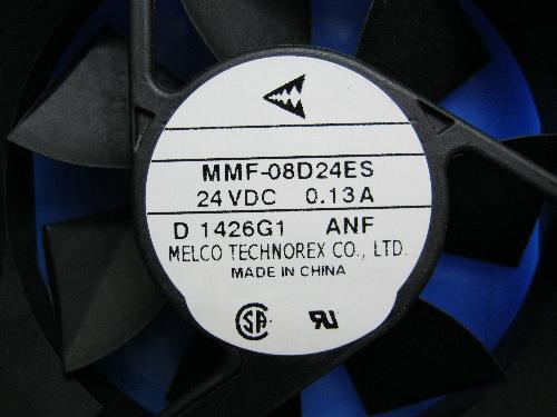 ORIGINAL*** Melco Technorex Fan MMF-08D24ES-ANF ***NEW PZ3