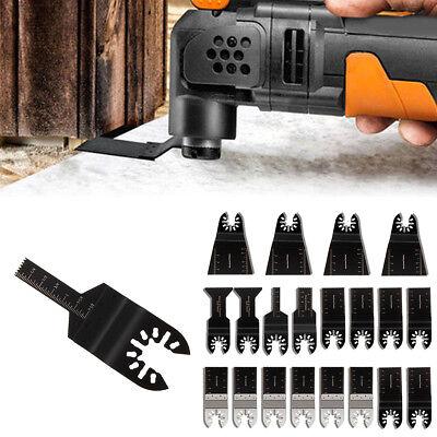 20x Mix Blades Oscillating For Fein Dewalt Stanley Black&Decker Bosch Multitool