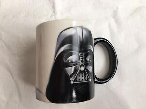 Star Wars Darth Vader and Storm Trooper Drinking Mug Cup - NEW (Free Shipping)