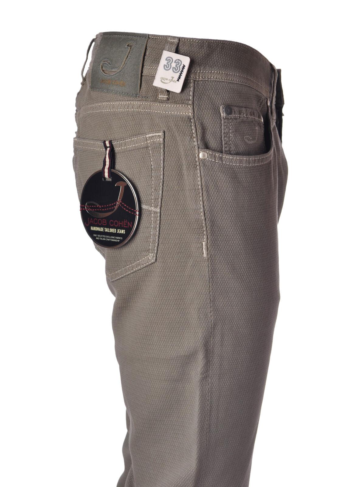 Jacob Cohen - Pants-Pants - Man - Grey - 4904731G184704