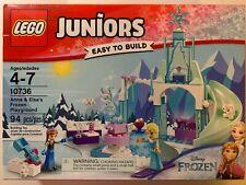 New Sealed LEGO Juniors Disney 10736 Anna and Elsa/'s Frozen Playground