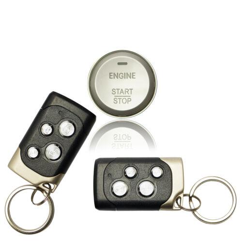 KFZ keyless Go keyless entry one button Engine-start Remote start system PKE