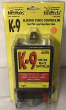 American Farm Works K 9 Electric Controller Pet Garden Use