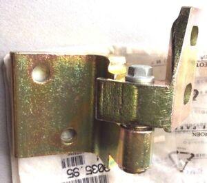 GENUINE-PEUGEOT-306-Mk1-MK2-PARTNER-BERLINGO-FRONT-amp-REAR-LEFT-LOWER-DOOR-HINGE