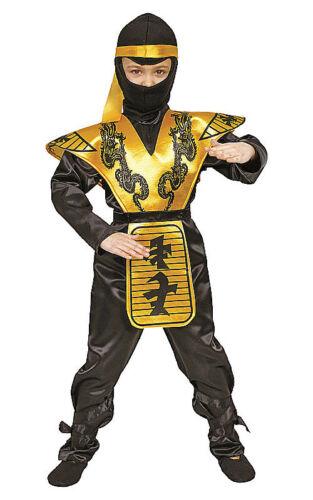 Dress Up America Set di costumi per bambini Deluxe Ninja