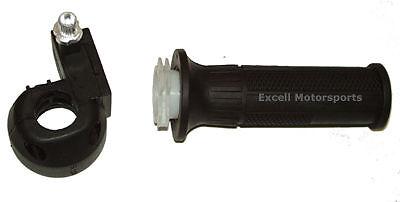 Throttle Control Handle Grip Mini Pocket Bike Parts Atv Quad 47cc 49cc Gold