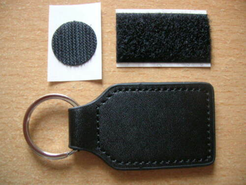 s0009 Llavero piel sintética rohling con velcro Art