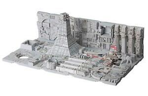 BANDAI-Star-Wars-Star-Wars-Death-Star-Attack-Set-Massstab-1-144-Gebaeude-Bausatz-Japan