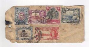 1946-Dar-Es-Salaam-Kenya-Uganda-Tanganyika-Registry-Airmail-Parcel-Tag-Karachi