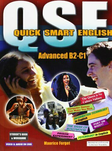 QSE Quick Smart English Advanced Pack,Maurice Forget