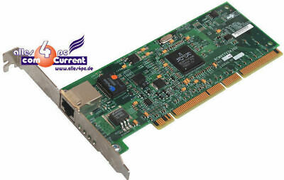 Importato Dall'Estero 3com Scheda Di Rete Gigabit Pci-x Pci133 Pci 32+64-bit 10/100/1000 Rj45 Conveniente Da Cucinare