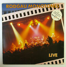 """12"""" LP - Rodgau Monotones - Live - k5211 - washed & cleaned"""