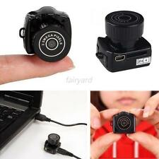 Chic Smallest 720P HD Webcam Pocket Camera Video Recorder Camcorder DV DVR Y2000