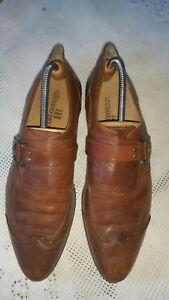 Marrone Business Uomo Bellini Luciano Shoes 9 Uk Scarpe Taglia 43 Aw1vRaX