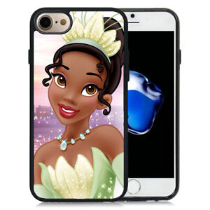 super popular dd104 7968d Details about The Princess and the Frog Tiana Phone Case Cover for iPhone 6  7 8 Plus X XR XS