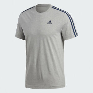 Details zu Adidas Herren T Shirt ESS Tee Essentials Shirt Kurzarm Baumwolle S 2XL S98722