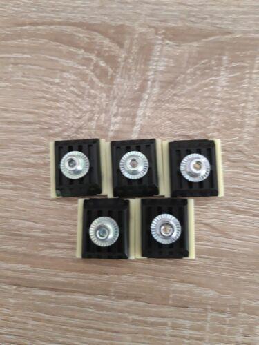 5 neue Gleitsteine von Geze für TS 5000 R//E//E-ISM//ISM//RFS//R-ISM