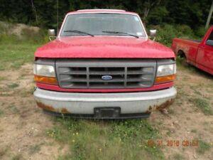 Ford f250 gvw