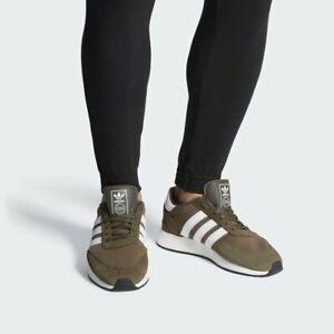 Detalles acerca de Para Hombre Adidas I-5923 Boost Verde D97211- mostrar  título original