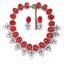 Women-Fashion-Bib-Choker-Chunk-Crystal-Statement-Necklace-Wedding-Jewelry-Set thumbnail 69