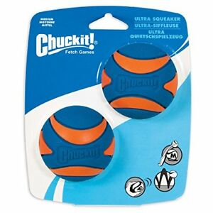 Chuckit-Ultra-Squeaker-Ball-Medium-2-pack