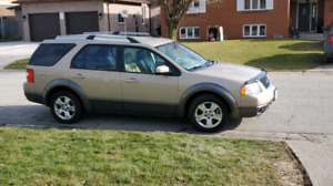 2007 Ford FreeStyle / Taurus X