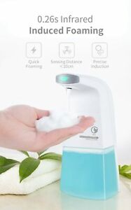 Automatic Soap Dispensers Foaming Hand Intelligent Infrared Sensor Non-contact