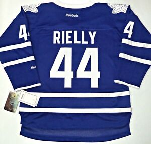new style 7dbed d1609 Details about NWT MORGAN RIELLY TORONTO MAPLE LEAFS REEBOK L/XL YOUTH NHL  HOCKEY JERSEY