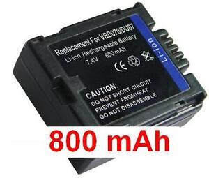 Akku-800mAh-Typ-CGR-DU07-VW-VBD070-fuer-Hitachi-DZ-BX35E